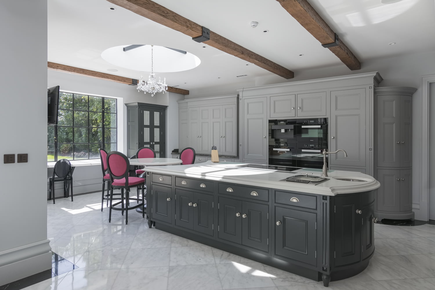 Unique Handmade  Bespoke Kitchens From SA Designs Surrey - Kitchen designs sa